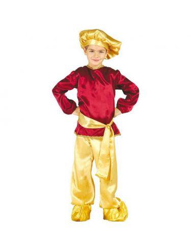 Disfraz Paje Rey Gaspar infantil  Tienda de disfraces online - venta disfraces