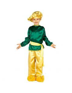 Disfraz Paje Rey Baltasar infantil