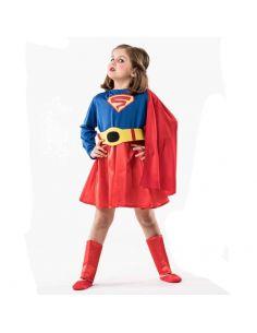Disfraz Supergirl Infantil Tienda de disfraces online - venta disfraces