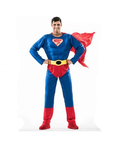 Disfraz de Superman Adulto Tienda de disfraces online - venta disfraces