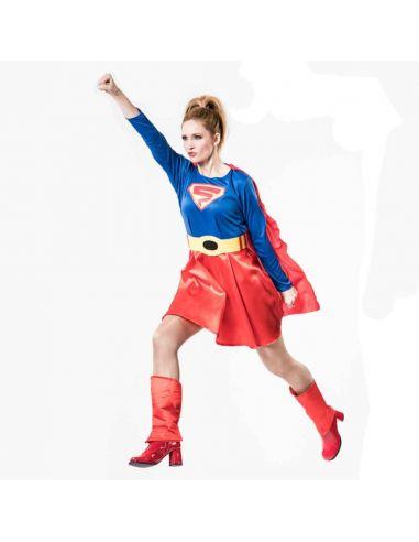 Disfraz de Superwoman Adulta Tienda de disfraces online - venta disfraces