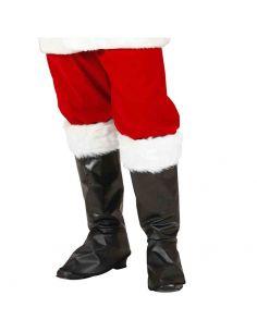 Cubrebotas de Papa Noel Lujo Tienda de disfraces online - venta disfraces