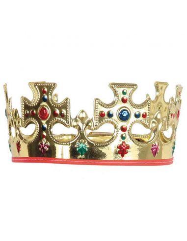 Corona de Rey Tienda de disfraces online - venta disfraces