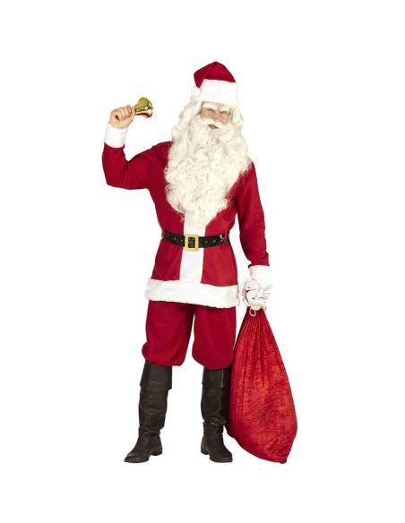 Disfraz de Santa Claus Rojo