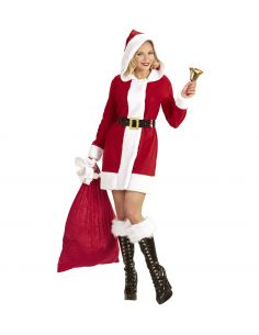 Disfraz Mis Santa Mama Noel