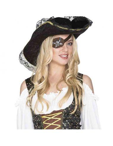 Parche para Pirata con Calavera