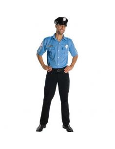 Camisa de Policia Tienda de disfraces online - venta disfraces