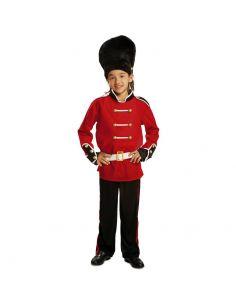 Disfraz Guardia Real Inglesa infantil Tienda de disfraces online - venta disfraces