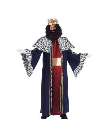 Disfraaz de Rey Mago de Lujo