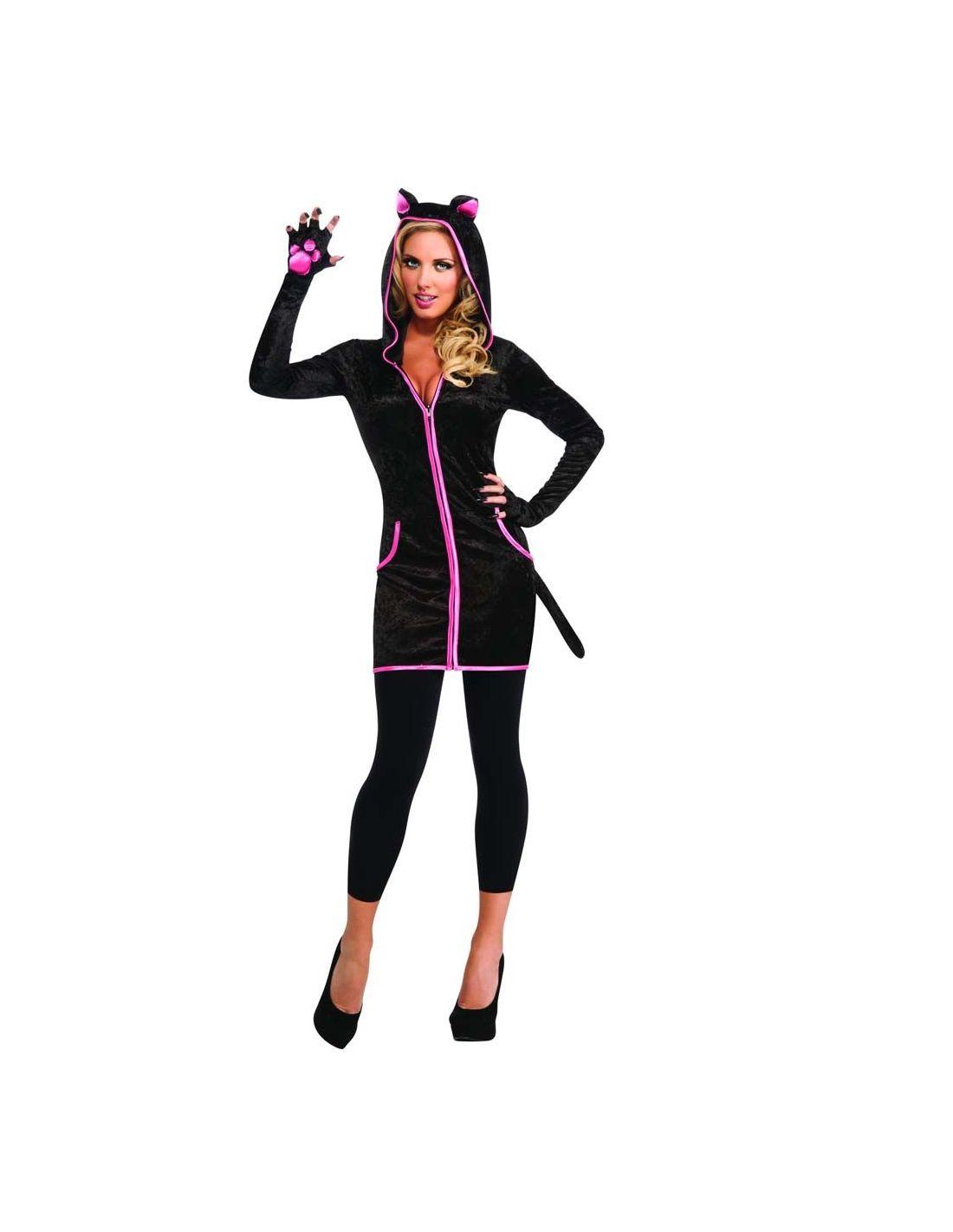 Disfraz de gatita para mujer mercadisfraces - Disfraces de gatitas para nina ...
