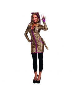 aca8402581 Disfraz de Leopardo para Mujer