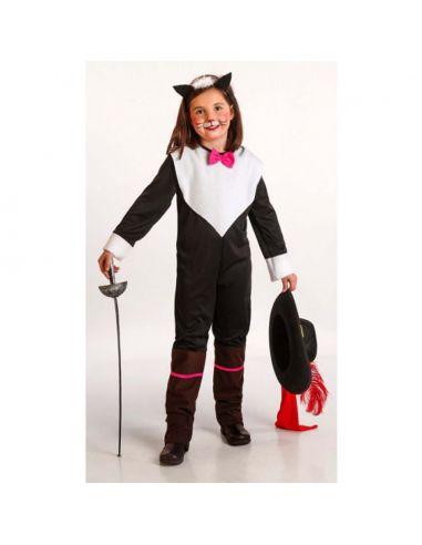 Disfraz Gato con botas infantiles Tienda de disfraces online - venta disfraces