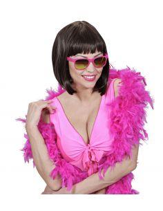 Gafas de Neon color Fucsia Tienda de disfraces online - venta disfraces