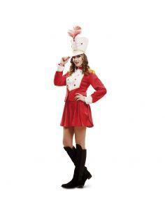 Disfraz Majorette rojo para mujer Tienda de disfraces online - venta disfraces