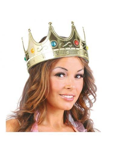 Corona para Reina o Rey Tienda de disfraces online - venta disfraces