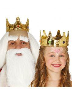 Corona Reina infantil Tienda de disfraces online - venta disfraces