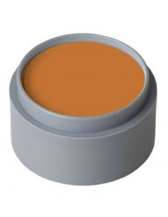 Maquillaje al Agua Naranja Vivo Tienda de disfraces online - venta disfraces