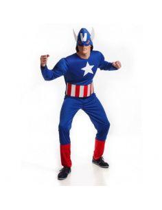 Disfraz Heroe Americano adulto Tienda de disfraces online - venta disfraces