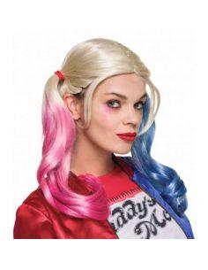 Peluca Harley Quinn Tienda de disfraces online - venta disfraces
