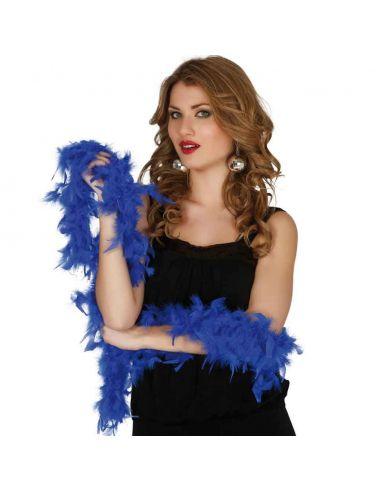 Boa Azulón Tienda de disfraces online - venta disfraces