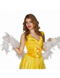 Boa Blanca Tienda de disfraces online - venta disfraces