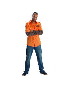 Disfraz Camisa Prisionero para adulto Tienda de disfraces online - venta disfraces