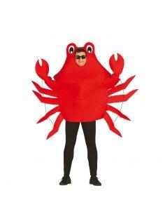 Disfraz Cangrejo adulto Tienda de disfraces online - venta disfraces