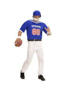 Disfraz de Jugador de Futbol adulto Tienda de disfraces online - venta disfraces