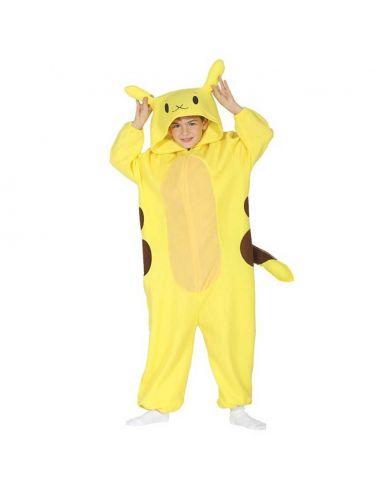 Disfraz Pokemon Pika-chu Infantil Tienda de disfraces online - venta disfraces