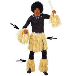 Set de Zulú Tienda de disfraces online - venta disfraces