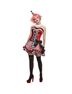 Disfraz de Payasita Adulta Tienda de disfraces online - venta disfraces