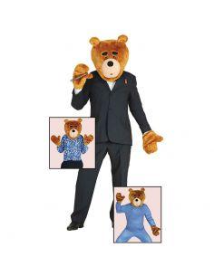 Cabeza y Manos de Oso Tienda de disfraces online - venta disfraces