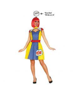 Disfraz de Chica Pop Tienda de disfraces online - venta disfraces