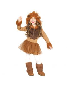 Disfraz Leoncita para niña Tienda de disfraces online - venta disfraces