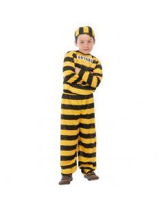 Disfraz Prisionero Infantil Tienda de disfraces online - venta disfraces