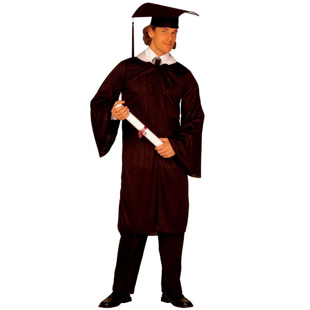 Disfraz de Graduado adulto  dcf756e635c