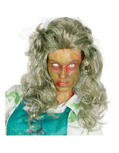 Peluca Zombie para mujer Tienda de disfraces online - venta disfraces
