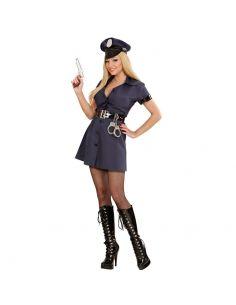 Disfraz Chica Policia adulta Tienda de disfraces online - venta disfraces