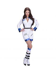 Disfraz Astronauta Blanco para mujer Tienda de disfraces online - venta disfraces