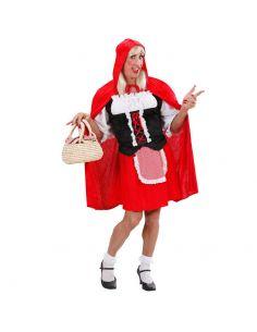 Disfraz Caperucita Roja para Hombre Tienda de disfraces online - venta disfraces