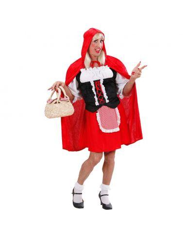 Disfraces Para Halloween De Caperucita Roja.Disfraz Caperucita Roja Para Hombre