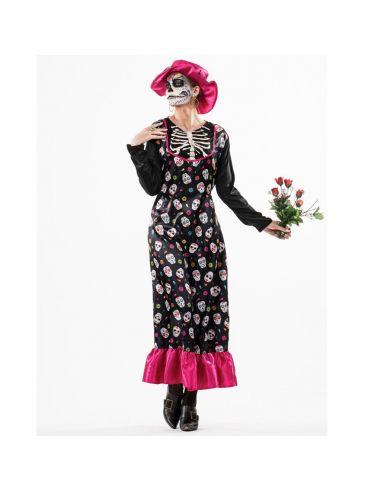 Disfraz Catrina para Mujer Tienda de disfraces online - venta disfraces