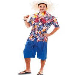 Disfraz Turista Hawaiano Tienda de disfraces online - venta disfraces