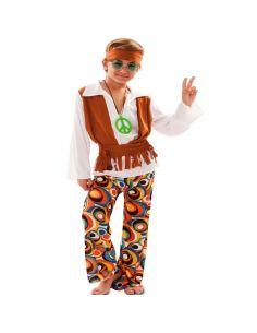 Disfraz Hippie Niño Tienda de disfraces online - venta disfraces