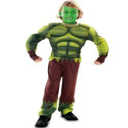 Disfraz Monstruo Verde infantil Tienda de disfraces online - venta disfraces