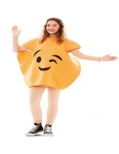 Disfraz de Emoticono Guiño Tienda de disfraces online - venta disfraces