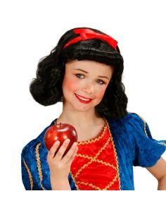 Peluca Princesa de cuento Infantil Tienda de disfraces online - venta disfraces