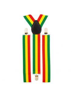 Tirantes Jamaica adulto Tienda de disfraces online - venta disfraces