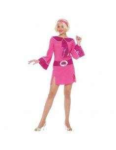 Disfraz años 70 Rosa Tienda de disfraces online - venta disfraces