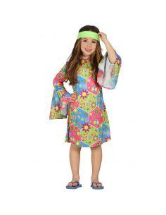 Disfraz Hippie para niña Tienda de disfraces online - venta disfraces